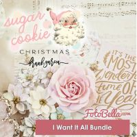 Prima Marketing Sugar Cookie Christmas I Want It ALL! Bundle