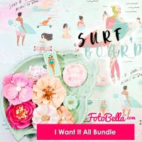 Prima Marketing Surfboard I Want It ALL! Bundle