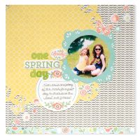 We R Memory Keepers Simply Spring 12x12 - I Want It All! Full Collection Bundle