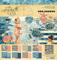Graphic 45 Sun Kissed 12x12 Collection Pack