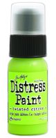 Twisted Citron Distress Paint by Ranger - Tim Holtz Distress Ink May Color Of The Month