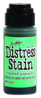 Cracked Pistachio Distress Stain by Ranger - Tim Holtz Distress Ink January Color Of The Month