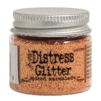Tim Holtz Spiced Marmalade Distress Glitter (1 oz)