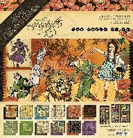 Graphic 45 Magic of Oz Deluxe Collector''s Edition