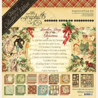 Graphic 45 12 Days of Christmas Deluxe Collector''s Edition