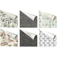 Prima Marketing Vintage Floral Paper Bundle