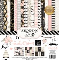 Echo Park Wedding Bliss Collection Kit