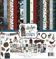 Echo Park Paper Warm & Cozy Collection Kit