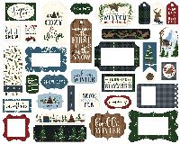 Echo Park Paper Warm & Cozy Frames & Tags
