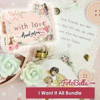 Prima Marketing With Love I Want It ALL! Bundle