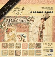 Graphic 45 A Ladies' Diary DCE Pack