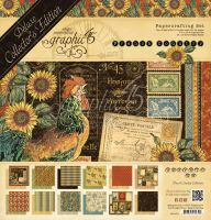 Graphic 45 French Country Deluxe Collector Edition