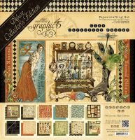 Graphic 45 Olde Curiosity Shoppe Deluxe Collector''s Edition