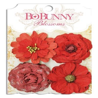 Bo Bunny Wildberry Zinnia