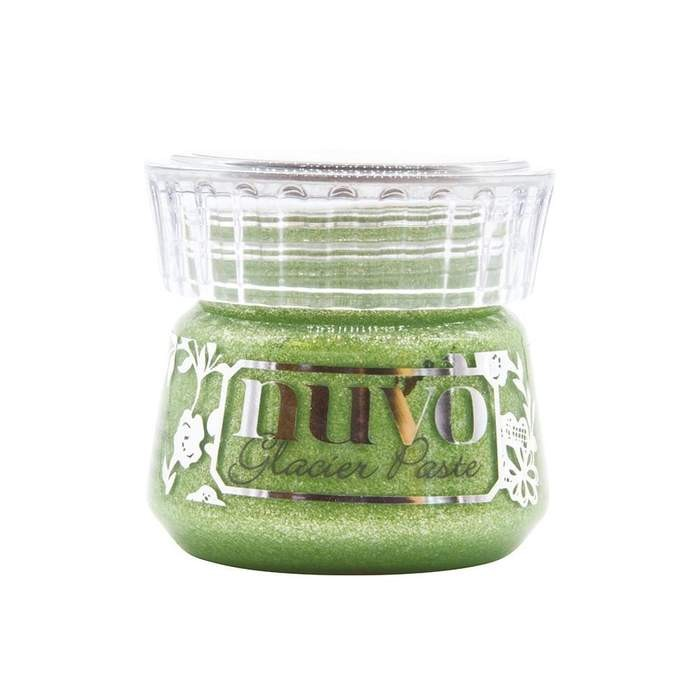 Tonic Studios Nuvo - Glacier Paste - Green Envy