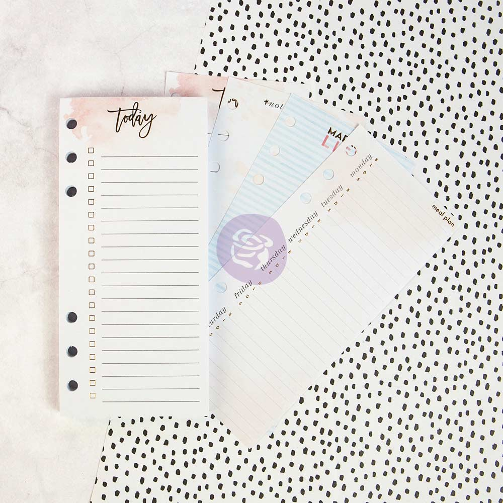 Prima Marketing My Prima Planner Embellishments - List Pad