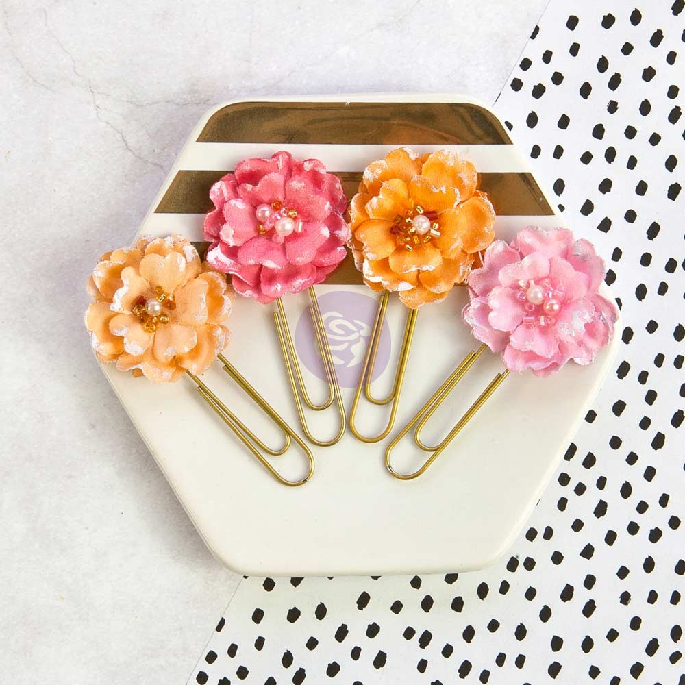 Prima Marketing My Prima Planner Flowers - Summer Sherbet