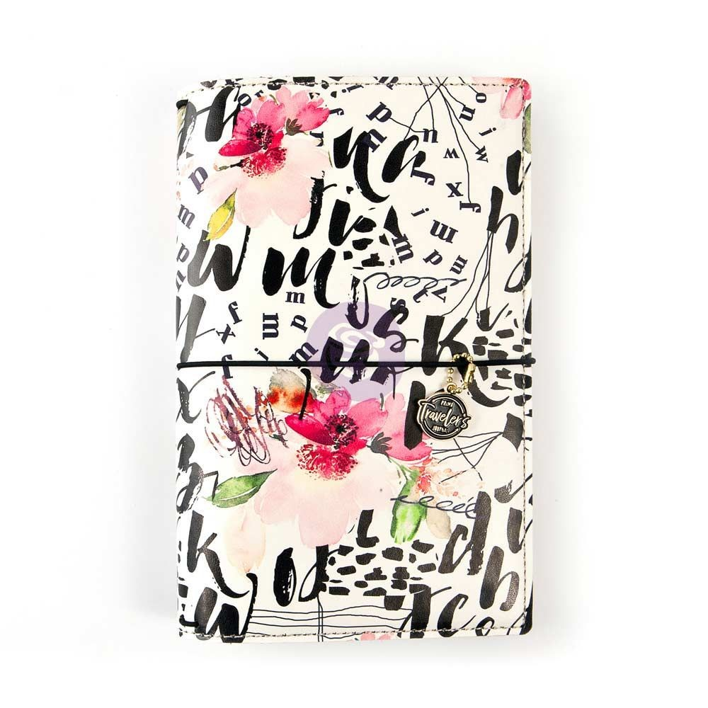 Prima Marketing Prima Traveler''s Journal  - Starter Journal Set- Jet Setter