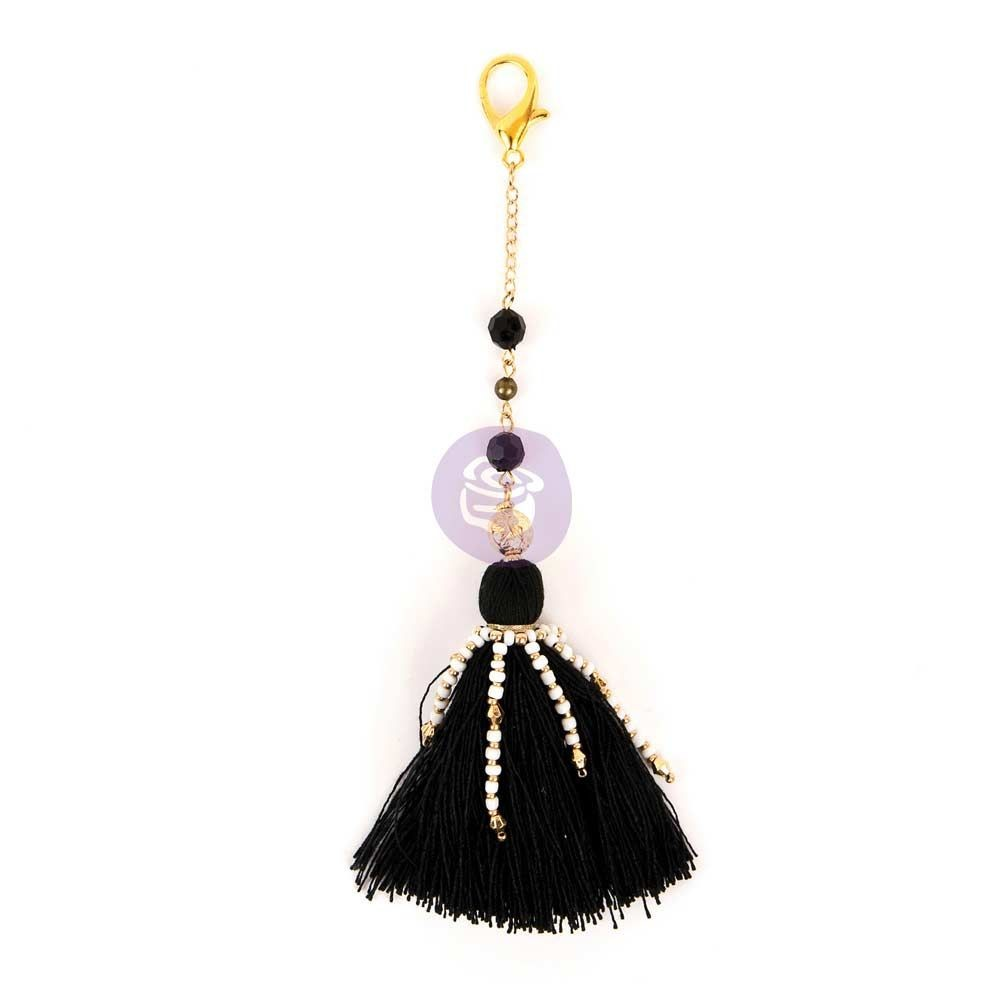 Prima Marketing My Prima Planner Tassels - Gilded Pearl