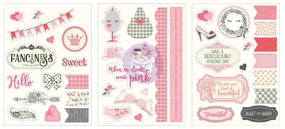 Prima Marketing Julie Nutting - Stickers
