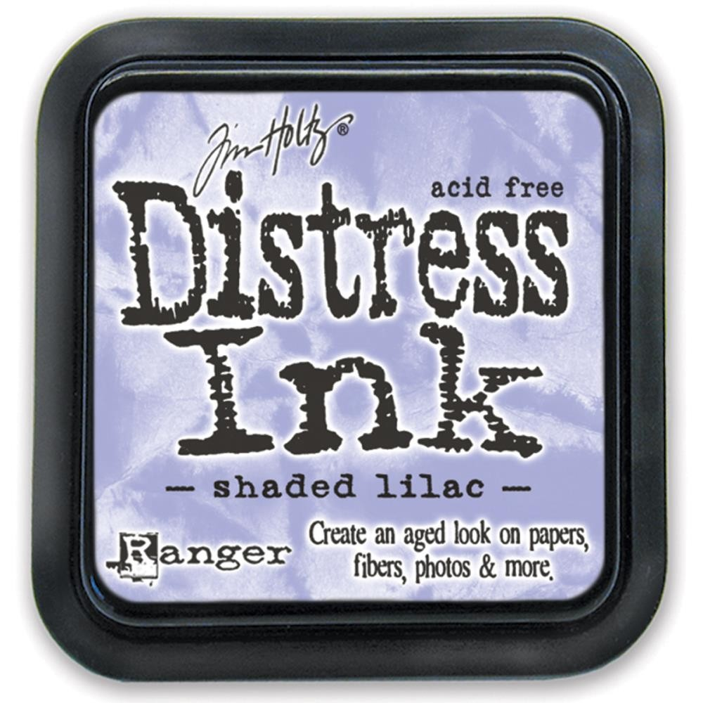 Shaded Lilac - Tim Holtz Distress Ink Pad by Ranger