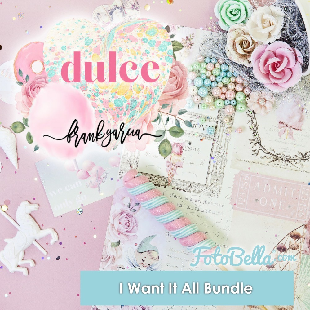 Prima Marketing Dulce I Want It ALL! Bundle