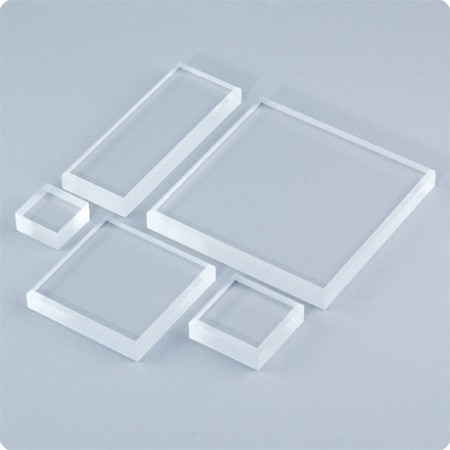 5 Klear Acrylic Stamp Mounts - Set 2