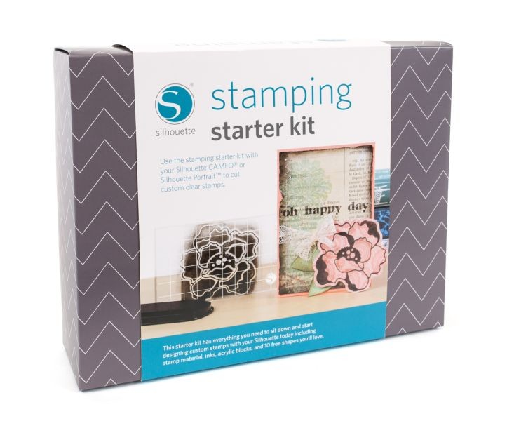 Silhouette America Silhouette Stamping starter kit