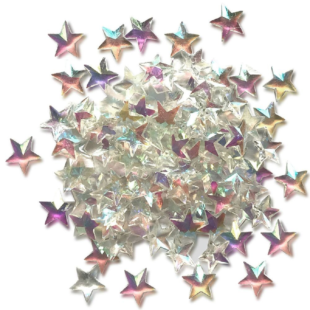 Buttons Galore & More Sparkletz - Crystal Stars