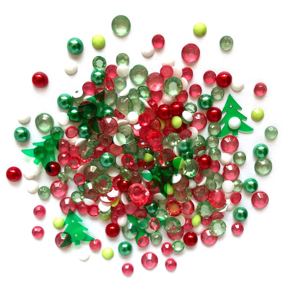Buttons Galore & More Sparkletz - Christmas Carnival