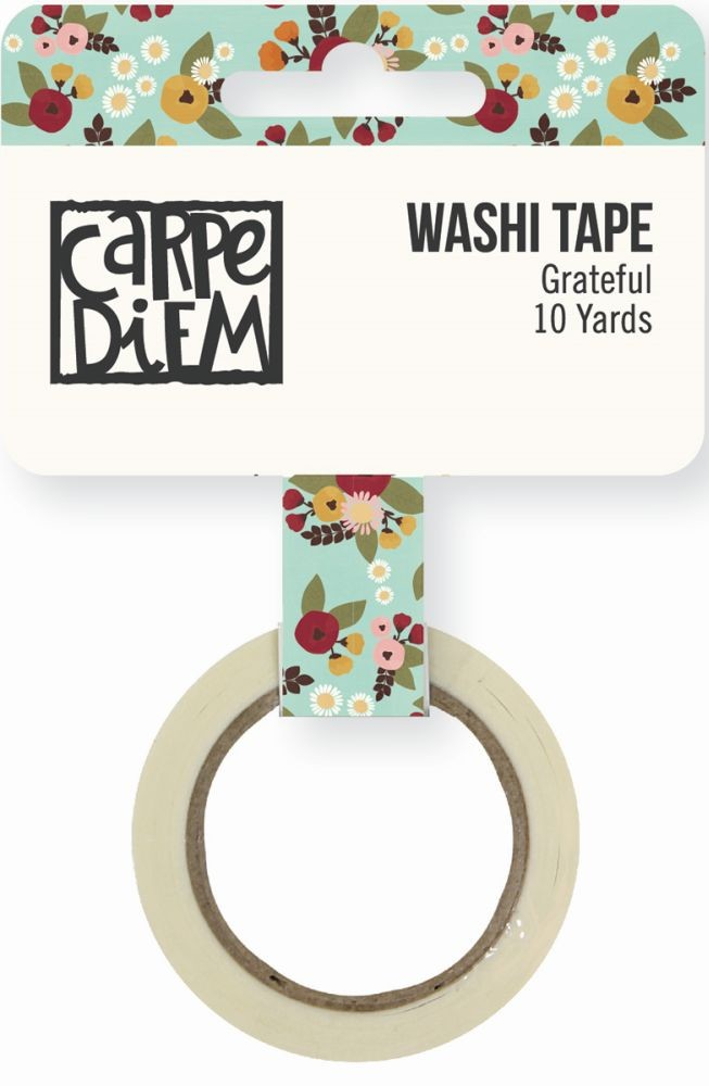 Simple Stories Vintage Blessings Grateful Washi Tape