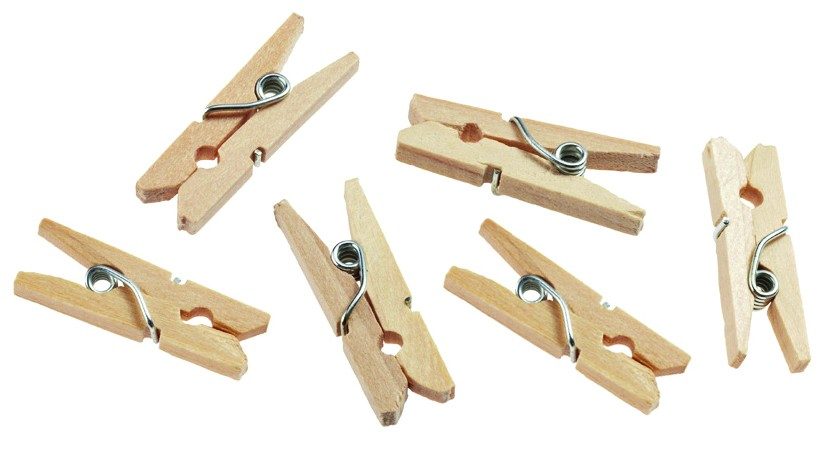 Simple Stories DIY Clothespins