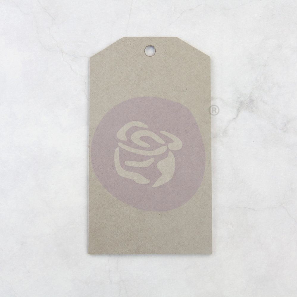 Prima Marketing Memory Hardware Self Adhesive Chipboard Tags