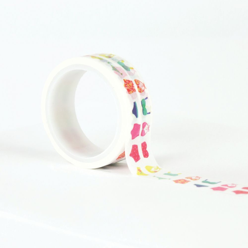 Echo Park Decorative Tape -Summer Swimsuits