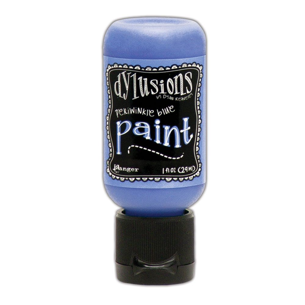 Ranger Dyan Reaveley''s Dylusions Paint 1oz - Periwinkle Blue