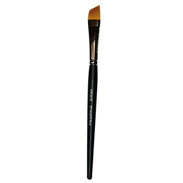 Stamperia Oblique point Brush - size 12